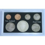 1979 New Zealand - Proof Coin Set in Case  - Lot 533C