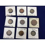 Group of New Zealand Carded Coins  - Lot 416C