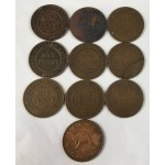 Group of Australian One Penny Coins - Lot 480C