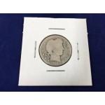1909-O US Barber Silver Quarter Dollar Coin - Key Date - Lot 795C