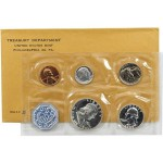 Stunning 1960 US Proof Coin Set - Lot 124 - FH