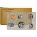 Stunning 1957 US Proof Coin Set - Lot 121 - FH