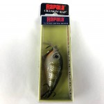 Rapala DTF-3 DT-Flat Diver Lure - Yellow Perch - Lot 197W