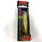 Rapala XRSB-7 X-Rap - Sub Walk Lure - Bone Chartreuse - Lot 204W