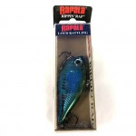 Rapala RPR-5 Rippin Rap - Lure - Chrome Blue -  NEW - Lot 207W