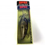 Rapala CRR-8 Crankin Rap - Diving Lure - Clear Shad - Lot 205W