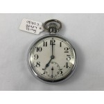 1930's Pocket Watch Swiss Lever with Sub Second Dial - Lot 575C