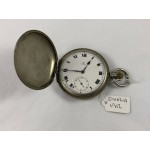 1912 Antique Omega Pocket Watch with Sub Second Dial - Lot 581C