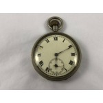 Antique Pocket Watch with Sub Second Dial - Lot 586C