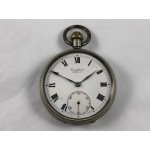 Antique Cortebert Model E Pocket Watch with Sub Second Dial - Lot 591C