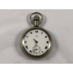 Antique Omega Pocket Watch with Sub Second Dial - Lot 593C
