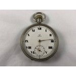 1913 Antique Omega Pocket Watch with Sub Second Dial - Lot 596C