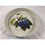 Portmeirion Pomona Quiche Dish - Lot 851E