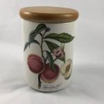 Portmeirion Pomona - Grimwoods Royal George - Medium Storage Jar & Lid - Lot 856