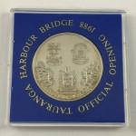 1988 Tauranga Bridge Medallion - Silver - Lot 599C