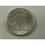 .999 Pure Silver 1/2oz USA Buffalo Silver Round - Lot 663C
