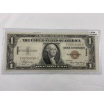 1935 US Hawaii Overprint Silver Certificate $1 Banknote - Lot 673C