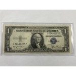 1935 US Silver Certificate $1 Banknote - Lot 672C