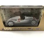 Brumm 1938 Audi R109 Race Car 1:43 Diecast Car - Lot 1011E