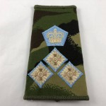 Military Cloth Badge - Brigadier - Parachute Regiment - Lot 693C