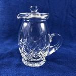 """Vintage Royal Brierley Crystal """"Popular"""" Vinaigrette Bottle - Lot 189F"""