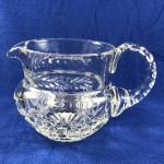 Vintage Webb Corbett Large Crystal Squat Cordial Jug - Lot 191F
