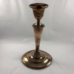 Art Nouveau Copper Candle Stick - Lot 1963D