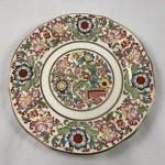 "Rare Vintage Hammersley ""Queens Chintz Sandwich Plate - Lot 212DA"