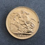 1903-S Australian Full Sovereign Gold Coin (Sydney Mint) - Lot 552