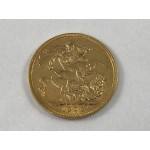 1906-M Australian Full Sovereign Gold Coin (Melbourne Mint) - Lot 5642