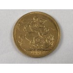 1905-S Australian Full Sovereign Gold Coin (Sydney Mint) - Lot 551