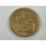 1904-S Australian Full Sovereign Gold Coin (Sydney Mint) - Lot 554
