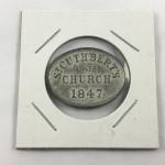 1847 St. Cuthbert's Church Communion Token No. 1371 - Lot 332C