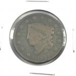 1831 US Coronet Liberty Head Large Cent - Lot 336C