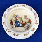 1940's Royal Doulton Bunnykins - Barbara Vernon - Feeding Bowl - No.2 - Lot 124W