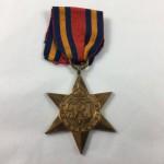 Original World War 2 The Burma Star Medal - Lot 366C