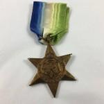 Original World War 2 The Atlantic Star Medal - Lot 367C