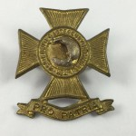 NZ 2nd South Canterbury Regiment Cap Badge - Lot 494C
