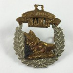 NZ 11th North Auckland Mounted Rifles Regiment Cap Badge - Lot 492C