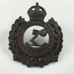 NZ 3rd Auckland Regiment Countess of Ranfurly's Own Cap Badge - Lot 498C