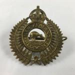 New Zealand Regiment Cap Badge - Lot 493C