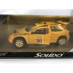 1992 Citroen ZX Paris Dakar Rally - 1/18 Scale Die Cast Car Actua Solido - 202G