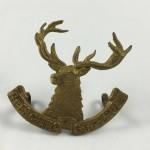 NZ 10th Nelson Mounted Rifles Collar Badge - Lot 511C