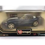 1996 Dodge Viper GTS Coupe - Bburago 1/18 Scale Die Cast Car - Lot 196G