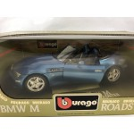 1996 BMW M Roadster - Bburago 1/18 Scale Die Cast Car - Lot 197G