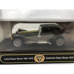 1973 Lotus Caterham Super 7 - 1/18 Scale Die Cast Car - Anson - Lot 203G