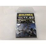 4/0 Octy Packet of Hooks - Qty 8 - Lot 157W
