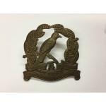 NZ 4th Waikato Mounted Rifles Cap Badge - Lot 522C
