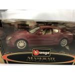 1998 Maserati 3200 GT - Bburago 1/18 Scale Die Cast Car - Lot 206G