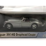 Jaguar XK140 Drop head Coupe - Sun Star 1/18 Scale Die Cast Car - Lot 207G